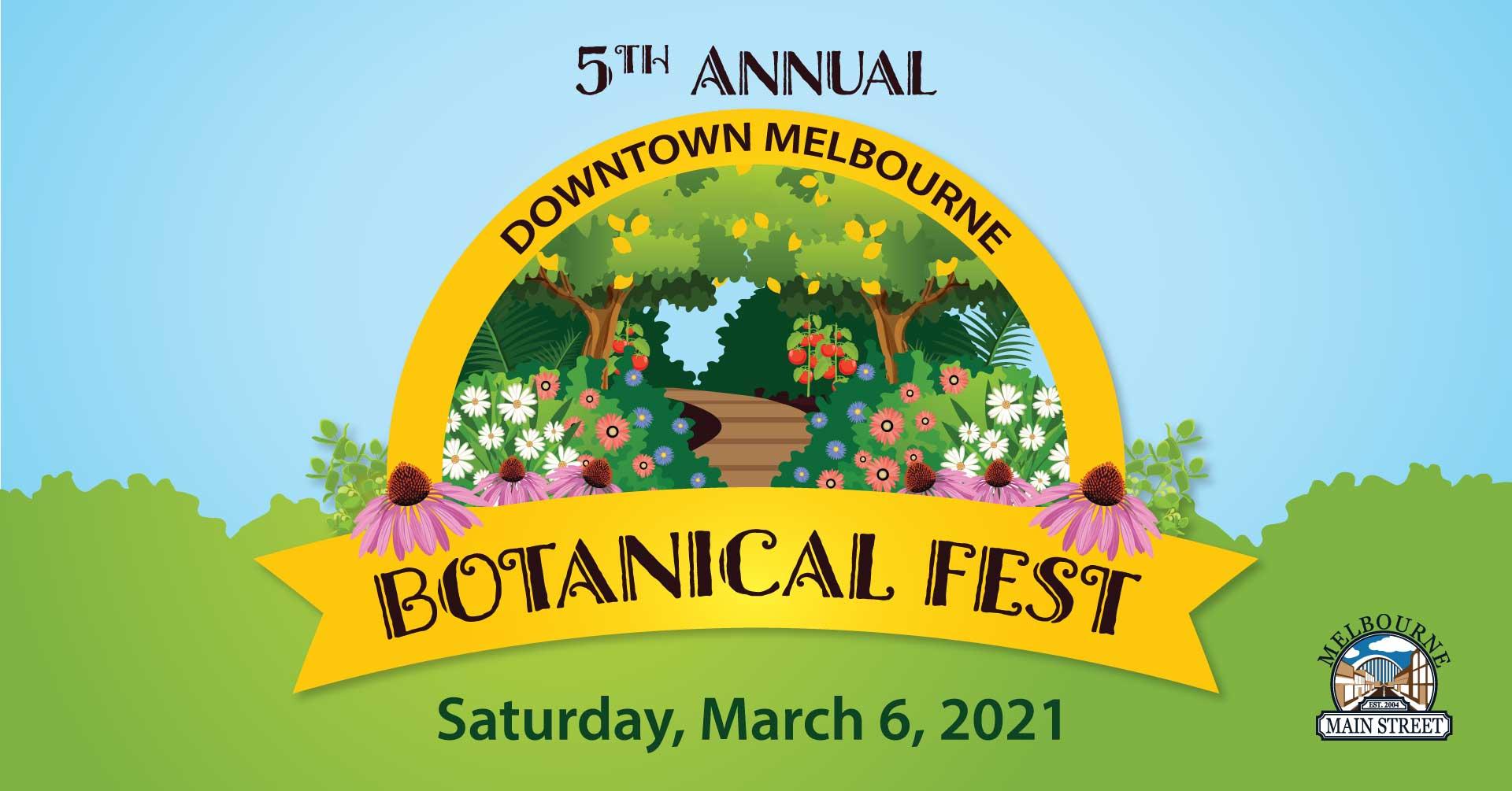 Downtown Melbourne Botanical Festival