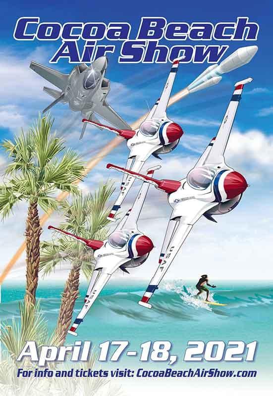 Cocoa Beach Air Show