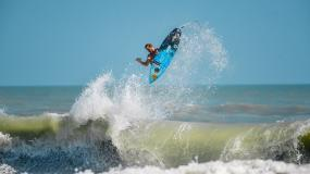 Cocoa Beach is the small wave surfing capital of the world