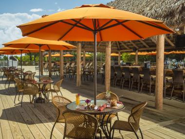 Longboards Tiki Beach Grille at the Hilton Cocoa Beach Oceanfront