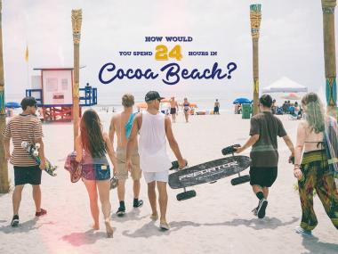 24 Hours in Cocoa Beach
