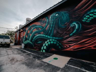 Eau Gallie Arts District