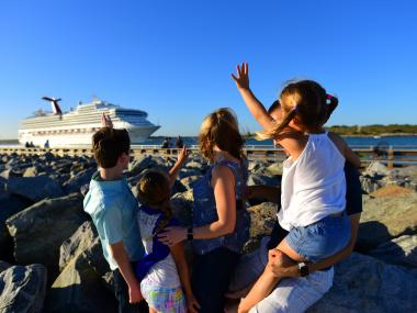 Don't miss the boat - Jetty Park in Port Canaveral