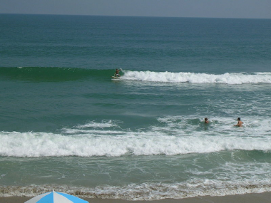 Playalinda Beach- Surfing