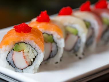 Top Sushi Restaurants on Florida's Space Coast