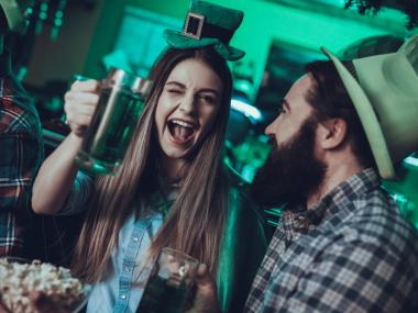 St. Patrick's Day events on Florida's Space Coast