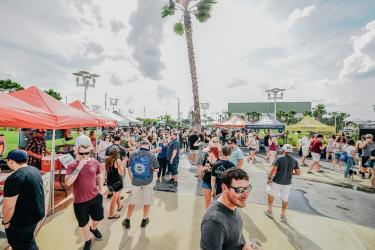 Brewmasters Invitational Beer Festival at Port Canaveral