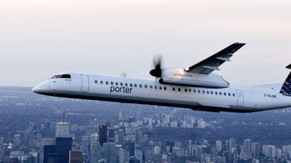 Porter Airlines Airport