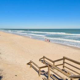 Playalinda Beach at the Canaveral National Seashore