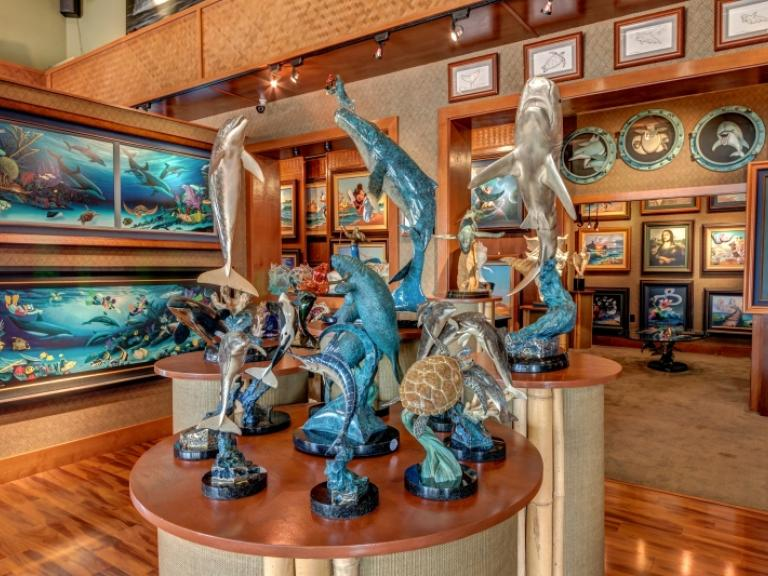 Wyland Galleries in Port Canaveral