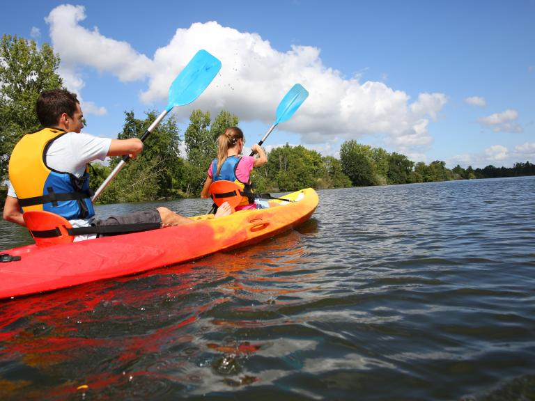 Rent kayaks from Palm Bay Kayaks