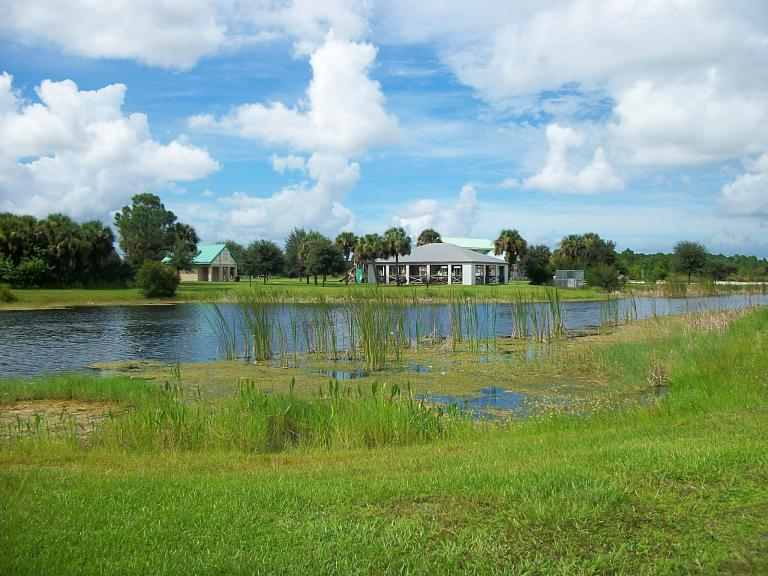 A 200-acre park at Fred Poppe Regional Park in Palm Bay, FL