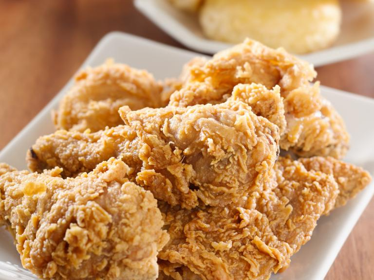 Fried Chicken at Loyd Have Mercy in Titusville, FL