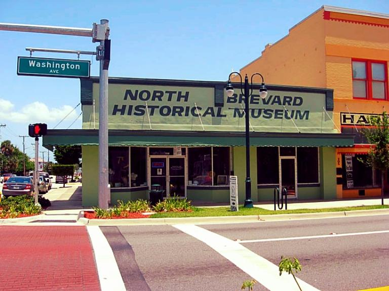 Explore the history of Northern Brevard at the North Brevard Historical Museum in Titusville, FL
