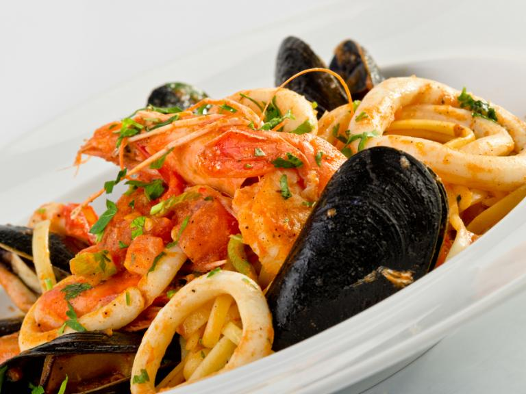 Authentic Italian cuisine from Chef Mario's Cafe in Melbourne, FL