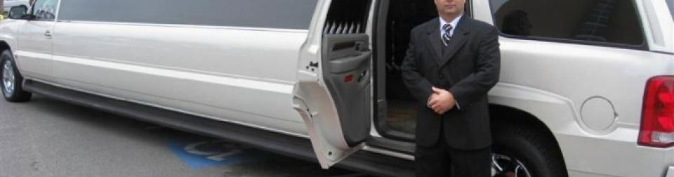 Stretch limousine from Executive VIP Limousine and Sedan Service