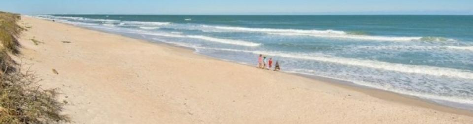 Playalinda Beach - Canaveral National Seashore Beach Access