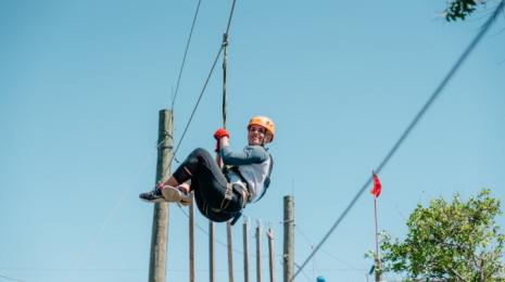 Cocoa Beach Aerial Adventures Zip Lining