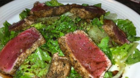 Amici's Italian Restaurant Seared Tuna