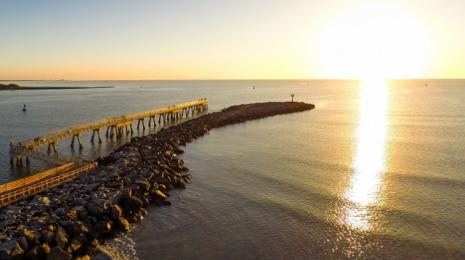 Jetty Park Sunrise