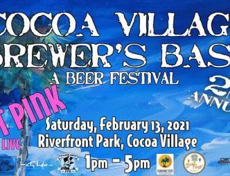 Cocoa Village Brewer's Bash 2021