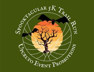 Spooktacular Trail Run 5k by Upcelto Event Promotions Logo