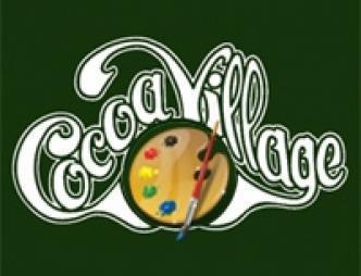 Cocoa Village Art Show Logo