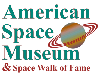 American Space Museum and Space Walk of Fame Logo