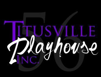 Titusville Playhouse 56th Logo