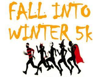 2021 Fall into Winter Logo