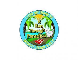2021 I Love My Island 5k logo