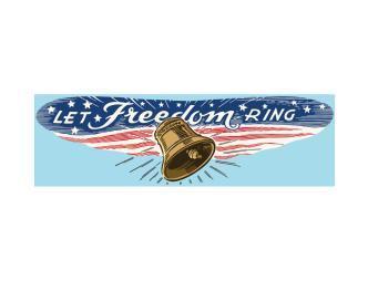 Let Freedom Ring Concert Banner