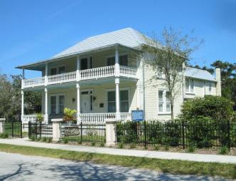 The Rossetter House