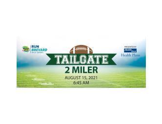 Tailgate 2 Miler Banner