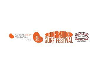 36th Annual NKF Rich Salick Pro-Am Surf Festival Banner