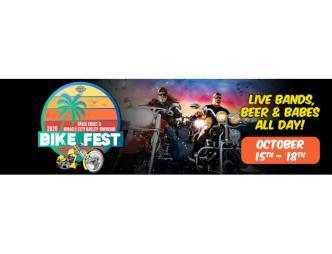Space Coast Bike Fest Banner