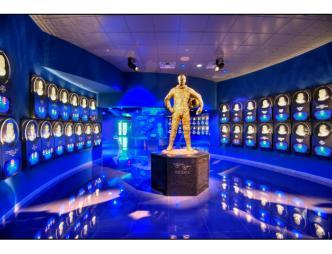 Astronaut Hall of Fame at Kennedy Space Center Visitor Complex
