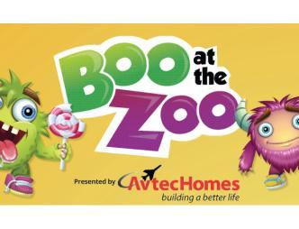 2021 Boo at the Zoo Banner