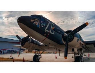 C-47 Tico Bell aircraft
