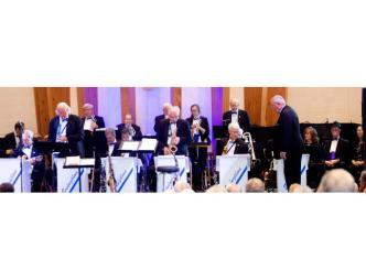 Melbourne Municipal Band on Stage