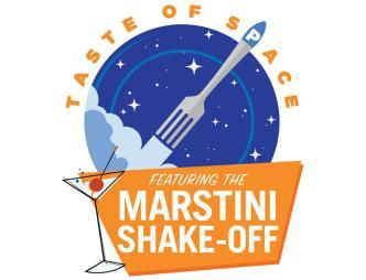 Taste of Space: A Culinary Journey Logo