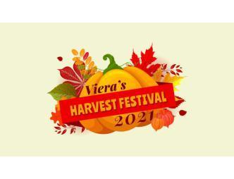 2021 Viera Harvest Festival Flyer