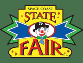 Space Coast State Fair Logo