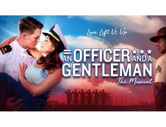 Officer and a Gentleman Banner