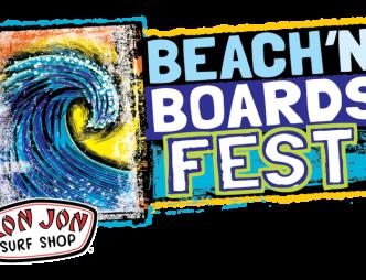 Beach 'N Boards Fest Logo