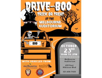 Drive Boo Flyer