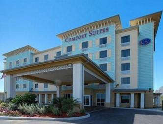Comfort Suites Palm Bay Exterior