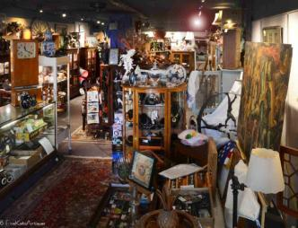 Five Katz Antiques Interior
