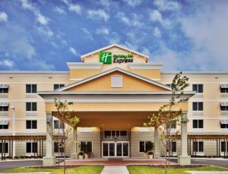 Holiday Inn Express Palm Bay Exterior