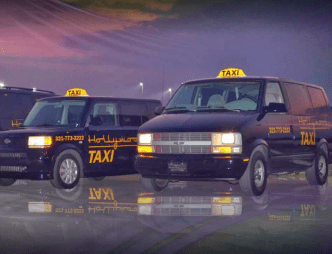 Taxis from Hollywood Taxi of Florida